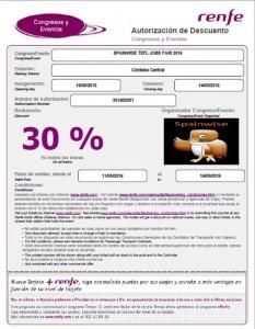 Rail-Discount-Spainiwise-Fair-Cordoba-2016